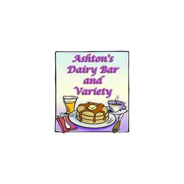 Ashton's Dairy Bar and Variety 2011 logo