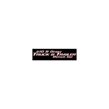 410 & Derry Truck and Trailer Repair Inc. logo