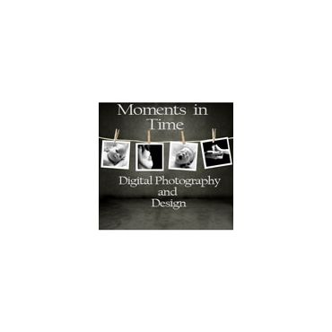 Moments In Time Digital Photography And Design logo