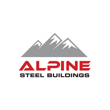 Alpine Steel Buildings logo