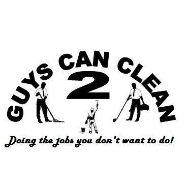 Guys Can Clean 2 logo