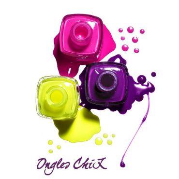 Ongles ChiX logo