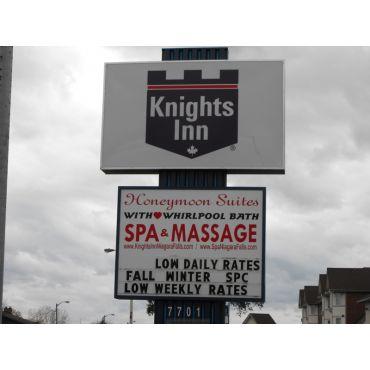 Knights Inn Niagara Falls PROFILE.logo