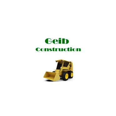 Geib Construction logo