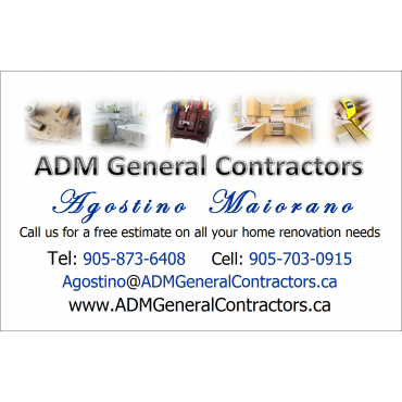 ADM General Contractors PROFILE.logo