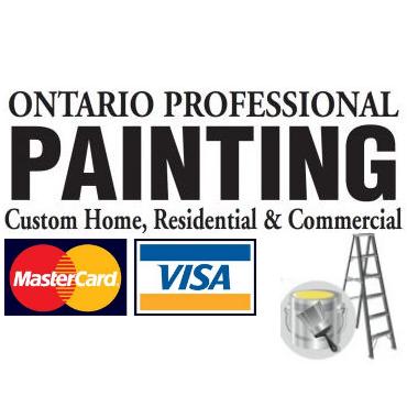 Ontario Professional Painting logo