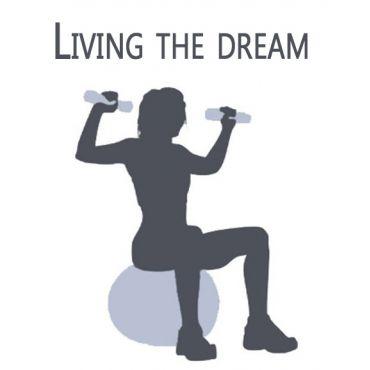 Living the Dream PROFILE.logo