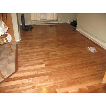 Hardwood floor in Parry Sound