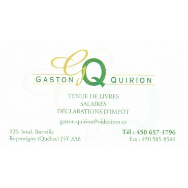 Gaston Quirion PROFILE.logo
