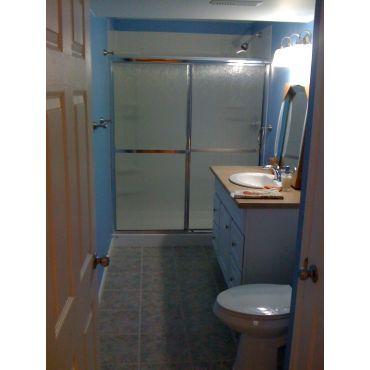 Basement 3-pc Washroom