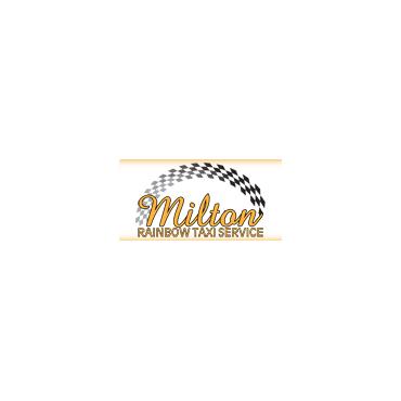 A Milton Taxi Services logo