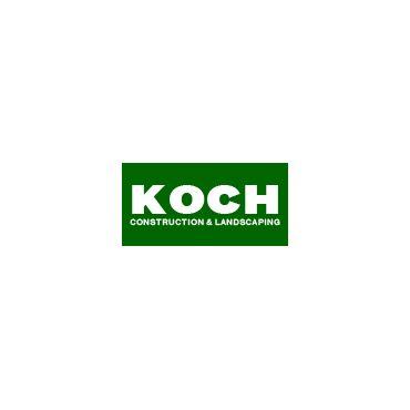 Koch Construction & Landscaping logo