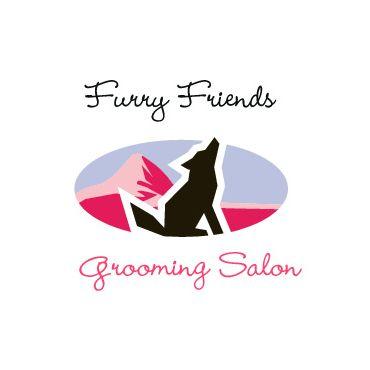 Furry Friends Grooming Salon logo