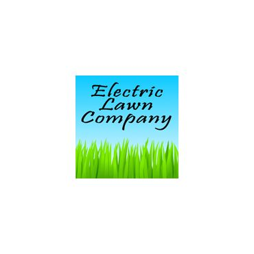 ELECTRIC LAWN COMPANY logo