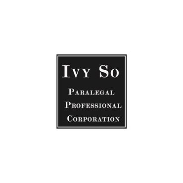 Ivy So Paralegal Professional Corporation logo