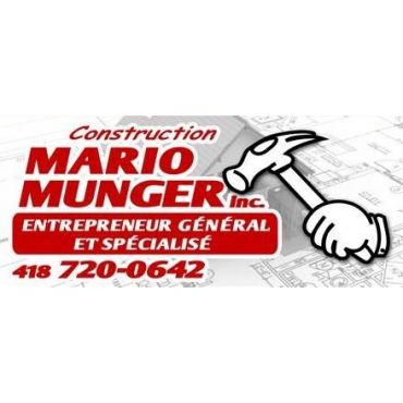 Construction Mario Munger Inc logo