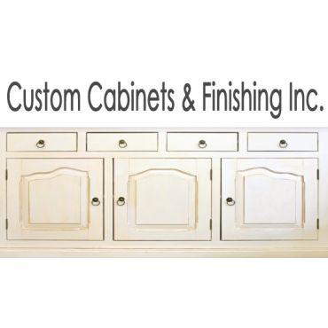 Custom Cabinets & Finishing Inc PROFILE.logo
