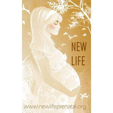 New Life Prenatal Classes Toronto PROFILE.logo