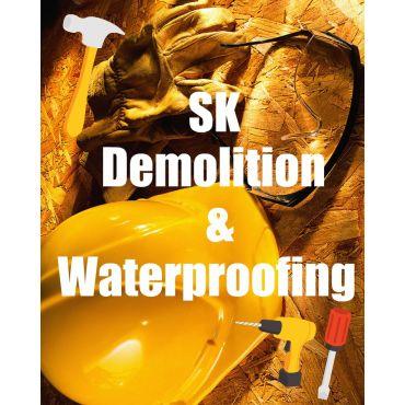 SK Demolition & Waterproofing logo