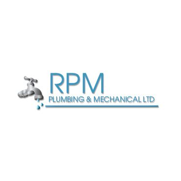 RPM Plumbing & Mechanical LTD logo
