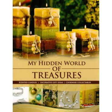 Hidden World of Treasures logo