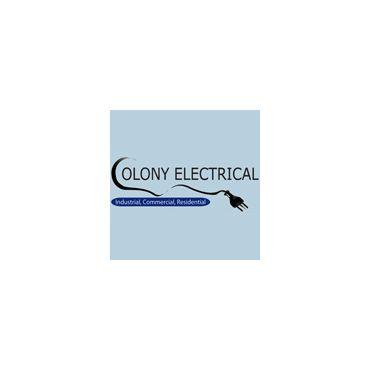 Colony Electrical PROFILE.logo