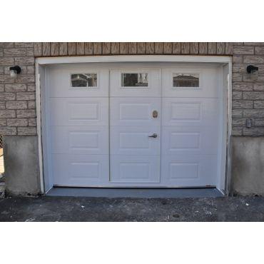 Portes ararat les in saint leonard qc 5143250550 for Porte de garage oregon
