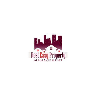 Rest Easy Property Management logo