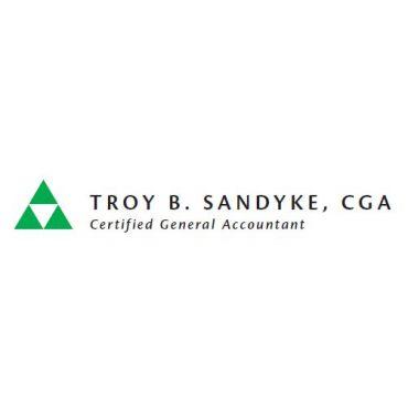 Troy B Sandyke CGA logo