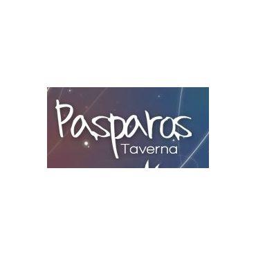 Pasparos Taverna Greek Food logo