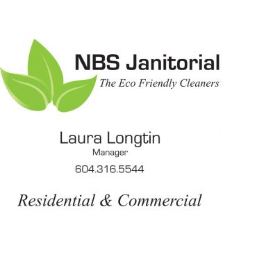NBS Janitorial and Maintenance logo