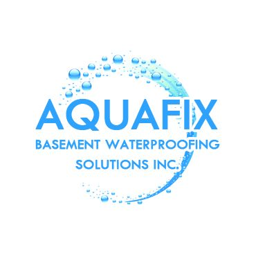 Aquafix Basement Waterproofing Solutions Inc. logo