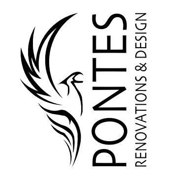Pontes Renovation And Design PROFILE.logo