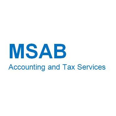 MSAB  Accounting and Tax Services logo