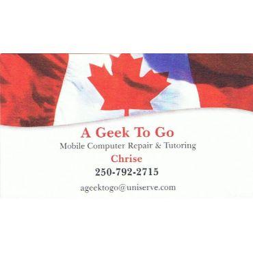 A Geek To Go Mobile Computer Services logo