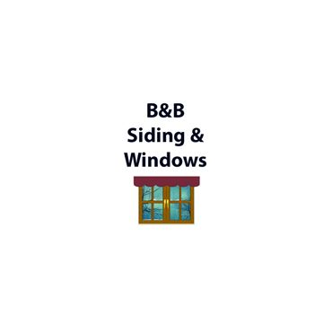 B&B Siding & Windows logo