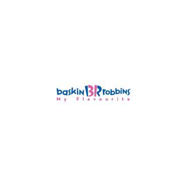 Baskin Robbins Ice Cream Store logo