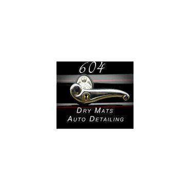 604 Dry Mats Auto Detailing logo