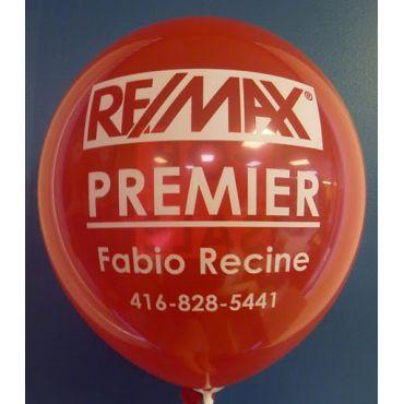 Logo Printed Balloon Toronto