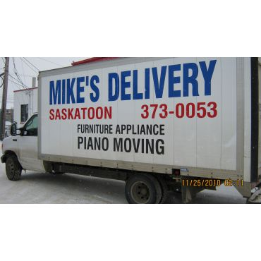 Mike S Delivery Saskatoon Sk 3063730053 411 Ca