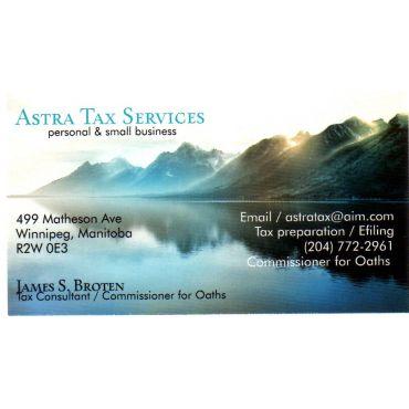 ASTRA Tax Services PROFILE.logo