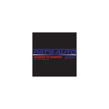 Pat's Auto Bumper To Bumper logo