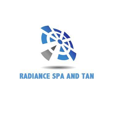 Radiance Spa and Tan logo