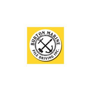 Burton Marine Pile Driving Inc logo