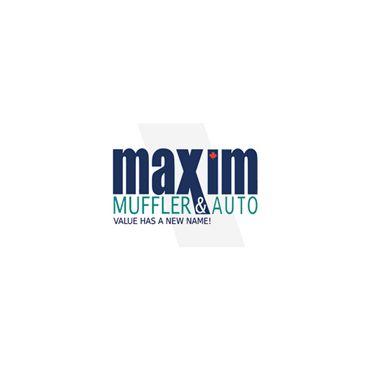 Maxim Muffler & Auto PROFILE.logo