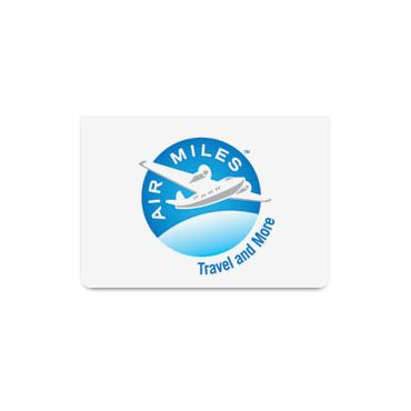 Ask us about our Air Miles program!