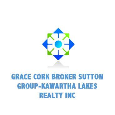 Grace Cork, Broker of Record at Sutton Group, Kawartha Lakes Realty Inc., Brokerage logo