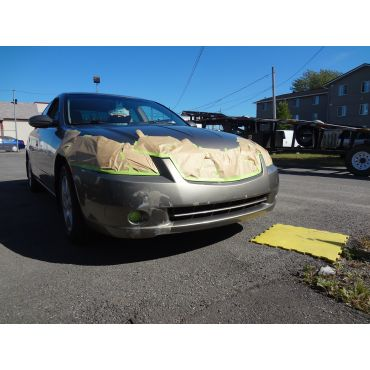 Nissan altima before