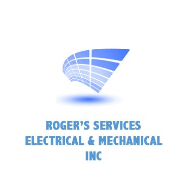 Roger's Services Electrical & Mechanical Inc PROFILE.logo