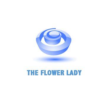 The Flower Lady logo